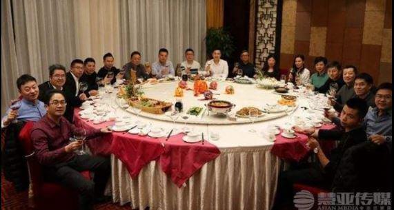 中国の宴会