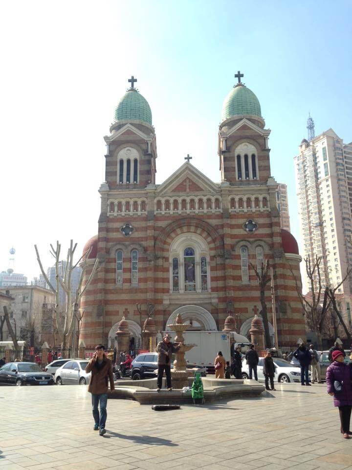 天津に行って来ました。