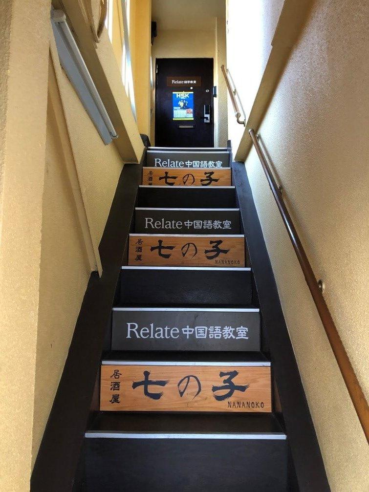 JR本八幡駅から当中国語スクールへの行き方